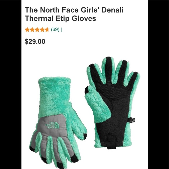 655fee3c8 The North Face Gloves NWT